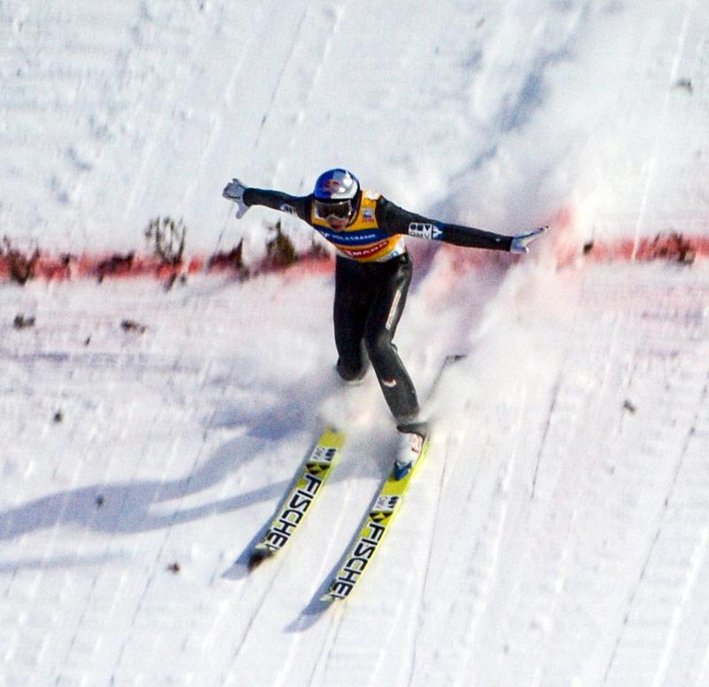 waar skien in april